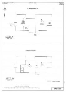 Survey Plan Sheet 2