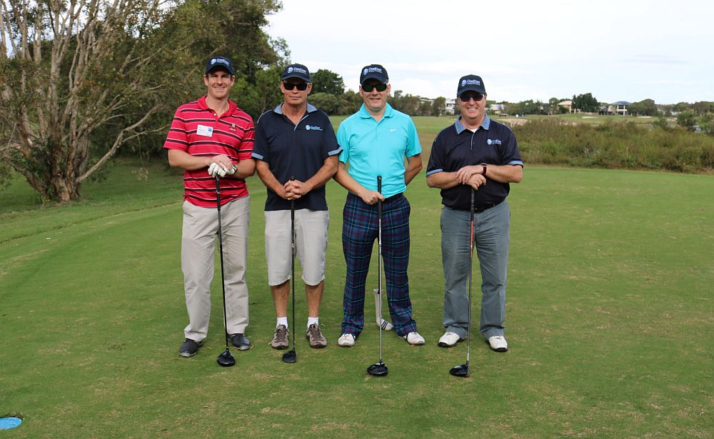 UDIA Golf Day 1 - Team CadCon