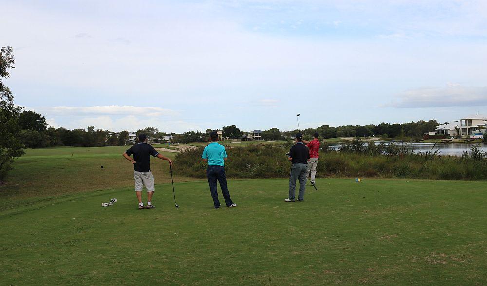 UDIA Golf Day 2 - Team CadCon