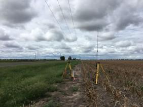 Ground Control Survey Lidar