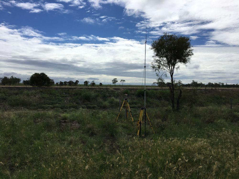 GPS Base Station Setup 1